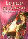 Les filles de l'Olympe, tome 4 : La flamme des dieux par Kedros