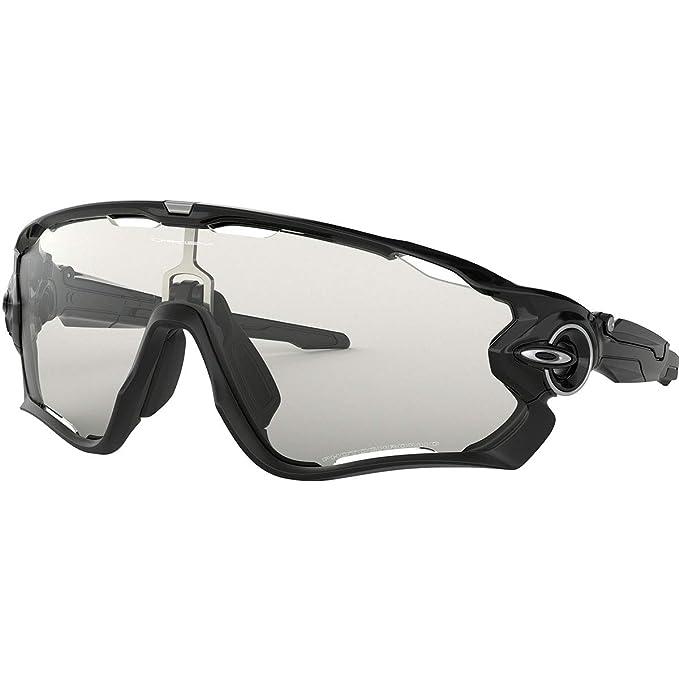 13fbb33f8a0f Oakley Men s Jawbreaker OO9290-14 Non-Polarized Iridium Shield Sunglasses