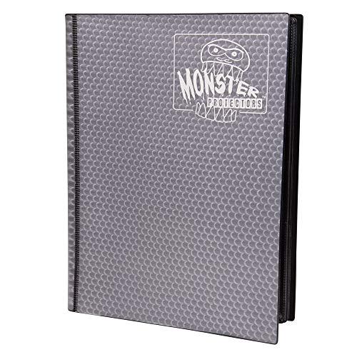 Monster Protector MB-9P-HBK 9-Pocket - Holofoil Black