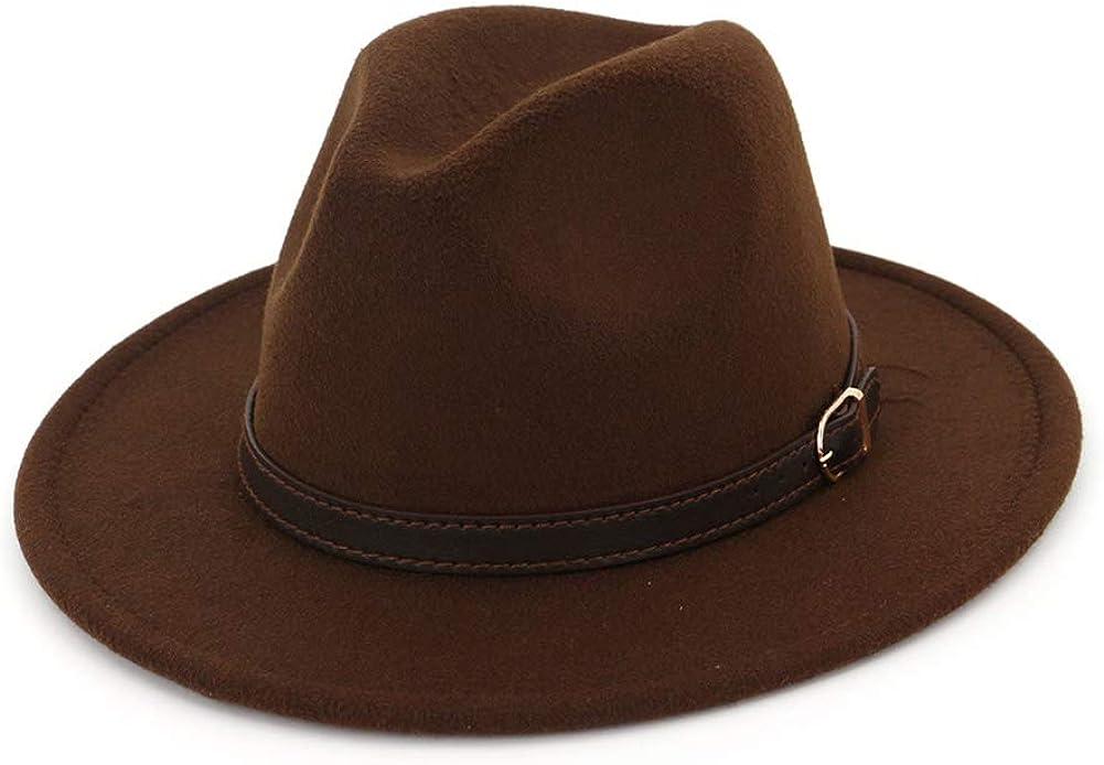 Men Women Panama Hat Wide...