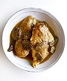 Babeth's Feast Chicken Marsala - Set of 6 / Chef-Crafted Frozen Meals / No Preservatives