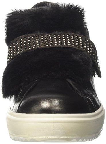 8799 amp;Co Femme Dhn Basses Sneakers Noir fucile C Igi 6pxzqwCw
