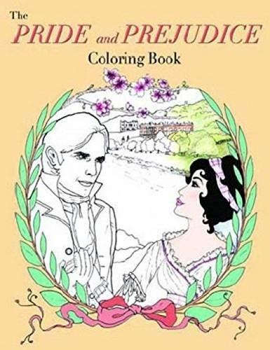 Download The Pride and Prejudice Coloring Book ebook