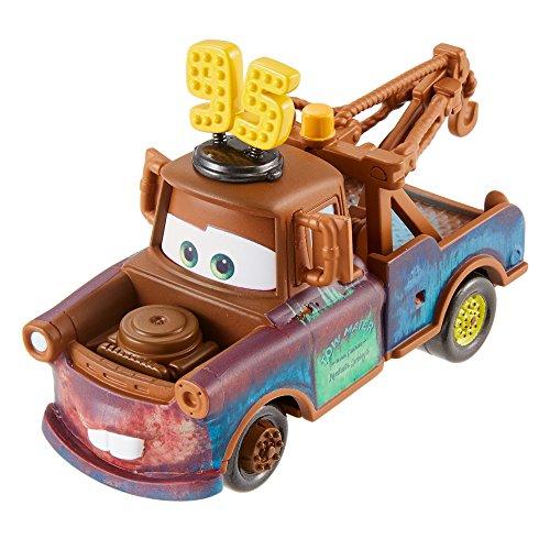 Disney Pixar Cars Die-cast Mater with Hat Vehicle