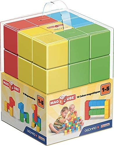 Magicube Free Building Set 27 Magnetic Blocks