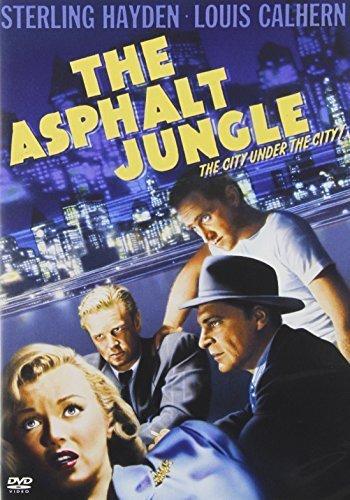 The Asphalt Jungle by Warner Home Video