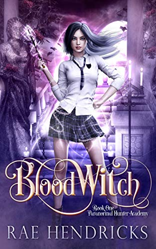 Blood Witch Cover