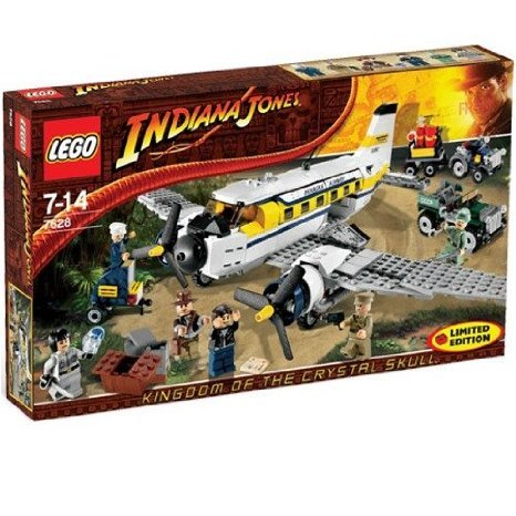 Peru Block - Lego ( Lego ) Indiana Jones ( Indiana Jones ) Peril in Peru 7628 block toys ( parallel imports )
