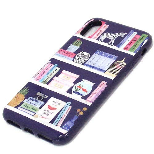 Ric Rac Dot - Kate Spade New York Library Resin Case for iPhone X