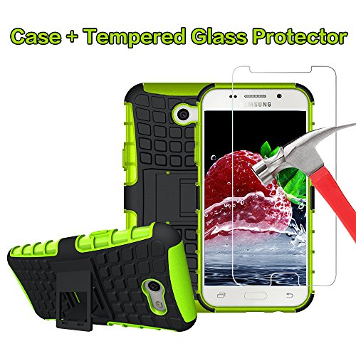 Eclipse Mission Protector Tempered Kickstand product image