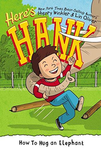 How to Hug an Elephant #6 (Here's Hank)