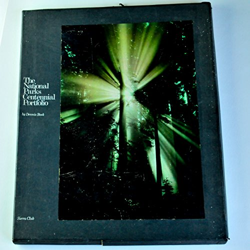 The National Parks centennial portfolio;: Twelve gravure prints (National Parks Portfolio)