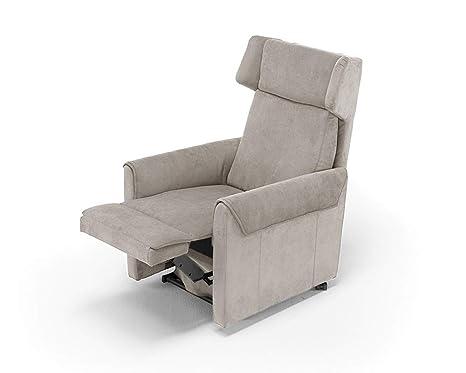 Orthomatic Poltrone Relax.Orthomatic Poltrona Relax 2 Motori Elevabile Modello Roma