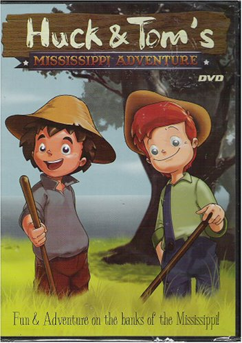 Huck & Tom's Mississippi Adventure ~ Animated (Southern Mississippi Watch)