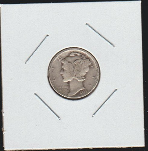 1939 D Winged Liberty Head or