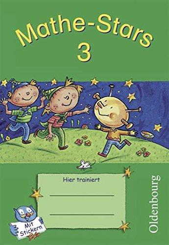 Mathe-Stars - Basiskurs - Bisherige Ausgabe: 3. Schuljahr - Übungsheft: Mit Lösungen