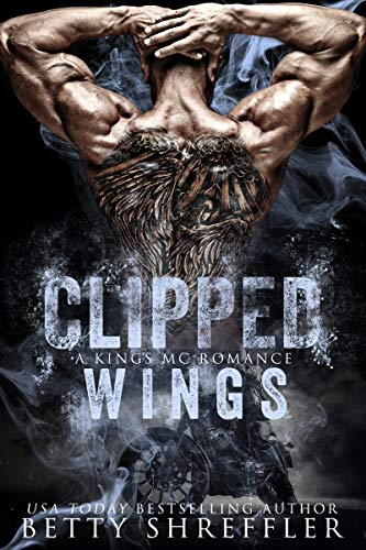 Clipped Wings Kings Romance Standalone ebook product image