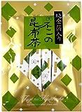 不二の金箔入昆布茶 (2g×8P)×10袋