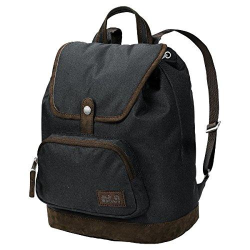 Jack Wolfskin Long Acre Hiking Daypacks, Black, One Size