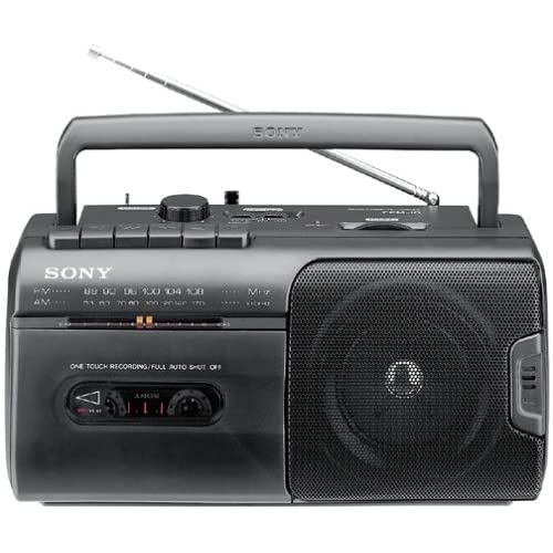 Image of Boomboxes Sony CFM10 BoomBox