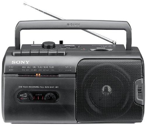 Sony CFM10 BoomBox by Sony