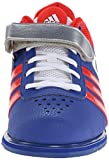 Adidas Mens Powerlift Trainer 2 Weightlifting Shoes - Yellow/Black (4.5)