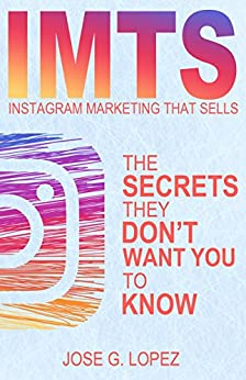 Instagram Marketing That Sells Secrets ebook product image