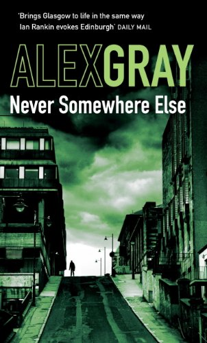book cover of Never Somewhere Else