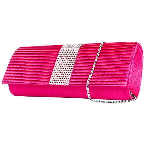 - Clubbing Purse Clutch Wristlet Shoulder Evening Bag