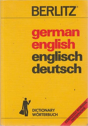 Englisch deutsch dictionary amazon