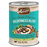 Merrick Classic Grain Free Wilderness Blend Wet Do...