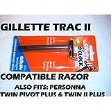 Trac II Razor (Compatible) by Trac II