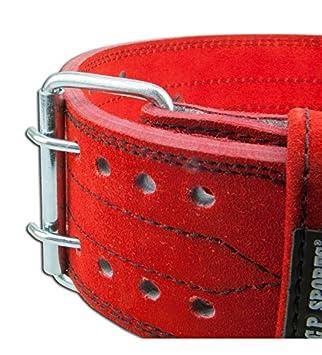 Cintur/ón de halterofilia o fitness de C.P Sports