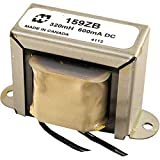 DC Filter Choke; Open Bracket; Ind 0.06 H; Curr-Rtg 2 A; DCR 0.7 Ohms; Leadwires, Pack of 2