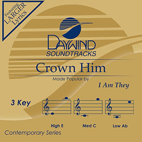 Crown Him Album Cover