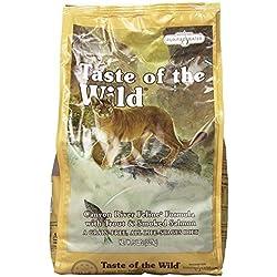 5-Pound, Grain-Free Trout & Salmon Cat Food