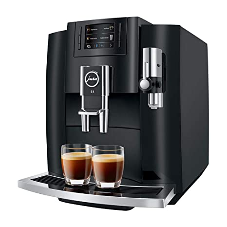 Amazon.com: Jura E8 15270 - Cafetera automática, color negro ...
