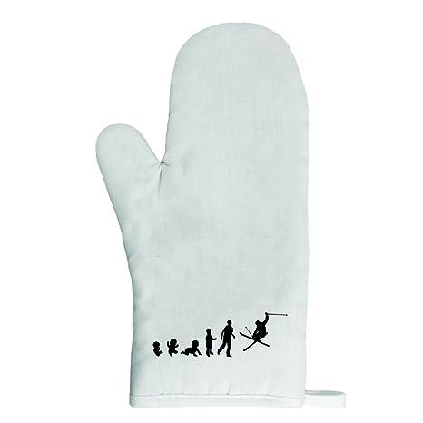 Mygoodprice guante de cocina manopla bebé evolución esquí ...