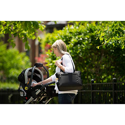 Medela Pump in Style Advanced with On the Go Tote, Double Electric Breast Pump, Nursing Breastfeeding Supplement, Portable Battery Pack, Sleek Microfiber Tote Bag included with Breastpump by Medela (Image #2)