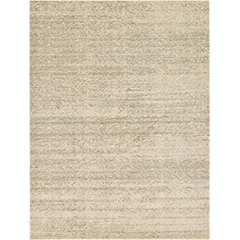 Amazon Com Over Dyed Modern Vintage Rugs Beige 9 X 12