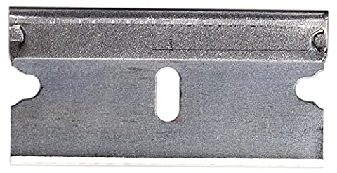 Replacement Razor Blades, 10 Pack, Excel Blades Single Edge Scraper Blades - Blade