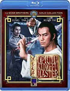 Opium and the Kung Fu Master [Blu-ray]