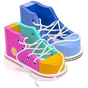 Imagination Generation Cool Kicks Zapatero, par de zapatillas de ...