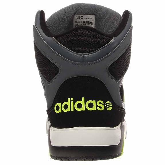 huge selection of 83604 e140d Amazon.com adidas Neo Mens BB9TIS Lifestyle Basketball Shoe (7.5 D(M) ...