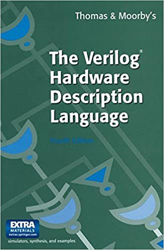 The verilog hardware description language donald e thomas philip the verilog hardware description language fourth edition edition fandeluxe Images
