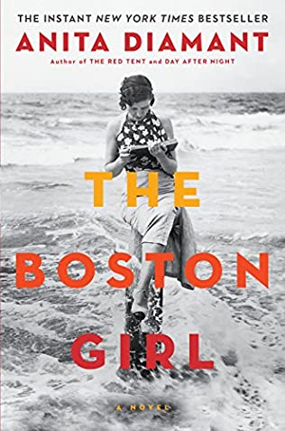 book cover of The Boston Girl