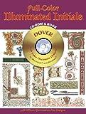 Full-Color Illuminated Initials, Dover Staff, 0486995879