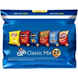 Frito Lay 2Go Classic Mix Variety Pack, 1 oz Bags, 100% Whole Grain (Classic Mix)
