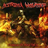 Vol. 2-Outbreak of Metal by Destroyer & Violated