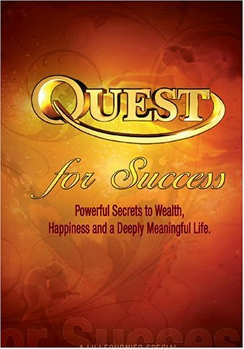 the quest for success Save the date for quest for success in/oh's premier tourism conferencekeynote speaker: psychiatrist, nutritional expert, and successful author dr drew ramsey is utilizing the latest brain science and nutritional research to lead the charge in recognizing the power of diet in improving mental health.